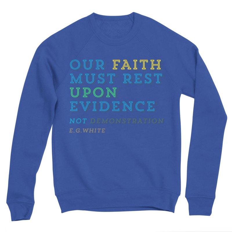 Evidence Men's Sweatshirt by librito's Artist Shop