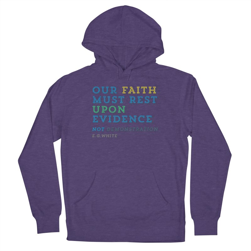Evidence Women's Pullover Hoody by librito's Artist Shop
