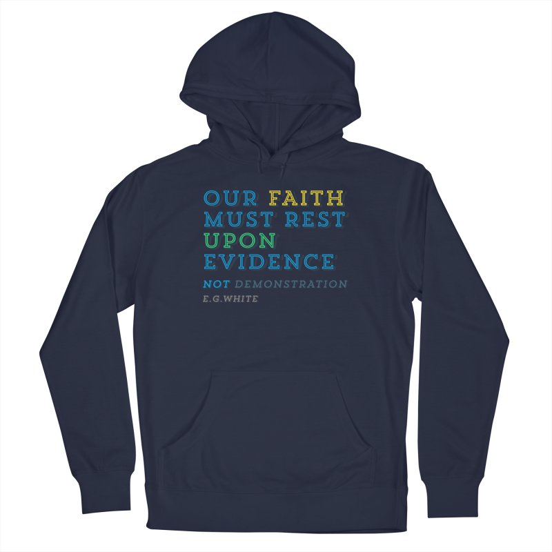 Evidence Men's Pullover Hoody by librito's Artist Shop