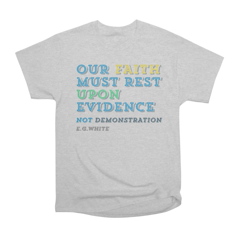 Evidence Women's T-Shirt by librito's Artist Shop