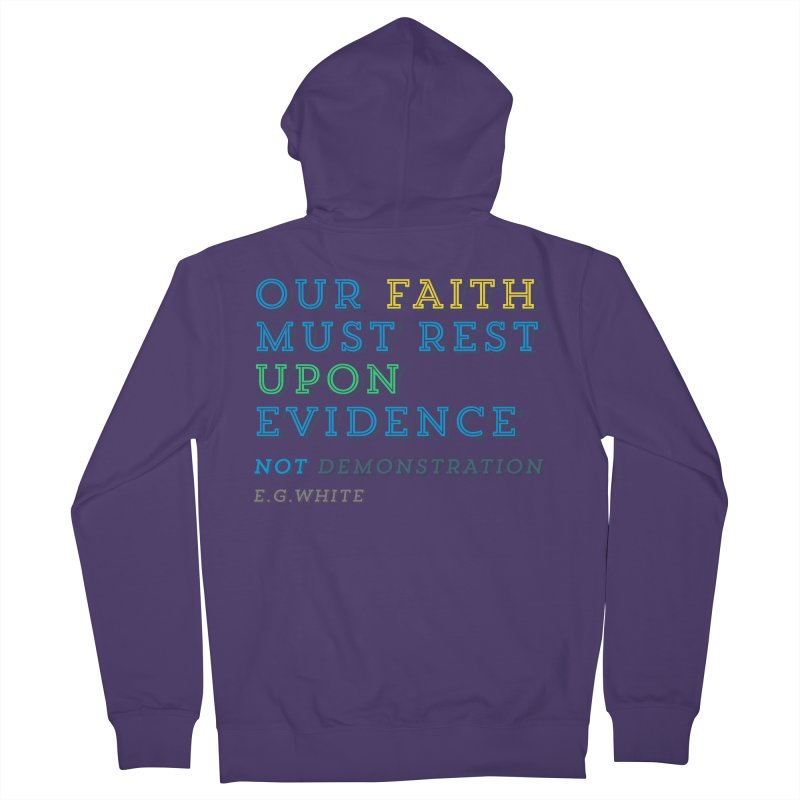 Evidence Women's Zip-Up Hoody by librito's Artist Shop