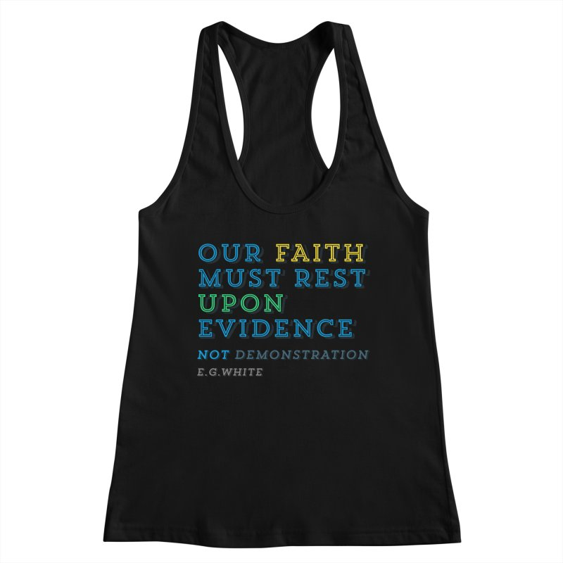 Evidence Women's Tank by librito's Artist Shop