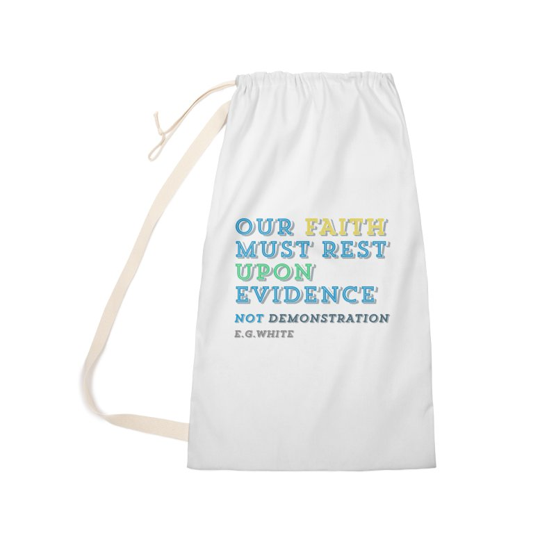 Evidence Accessories Bag by librito's Artist Shop
