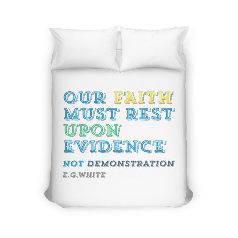 Evidence Home Duvet by librito's Artist Shop
