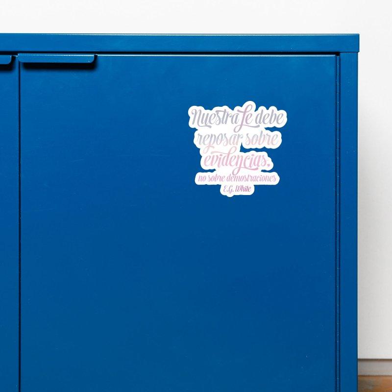 Nuestra fe Accessories Magnet by librito's Artist Shop