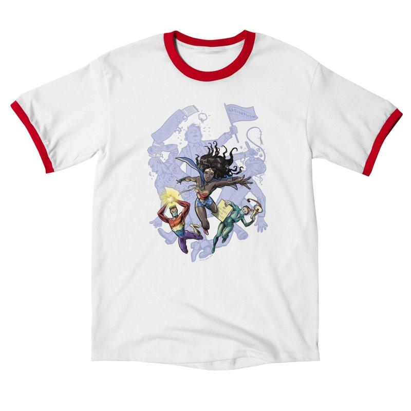 Social Superheroes 2020 Women's T-Shirt by librito's Artist Shop