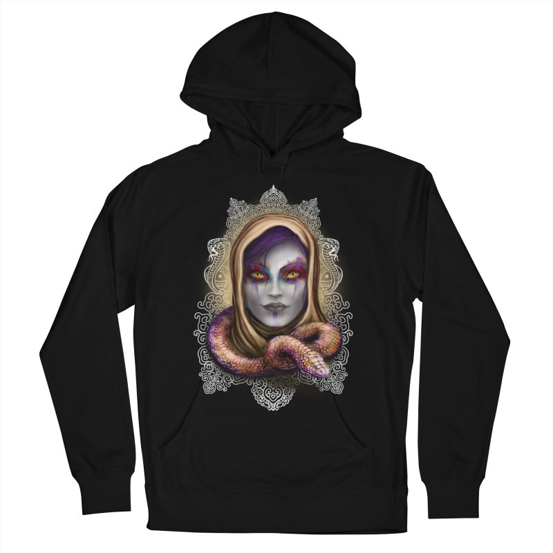 Desert Queen Women's Pullover Hoody by License to Ink Artist Shop