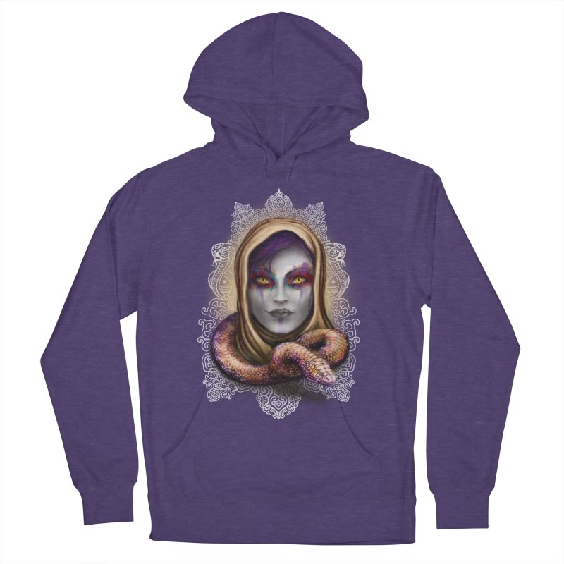 Desert Queen Men's Pullover Hoody by licensetoink's Artist Shop