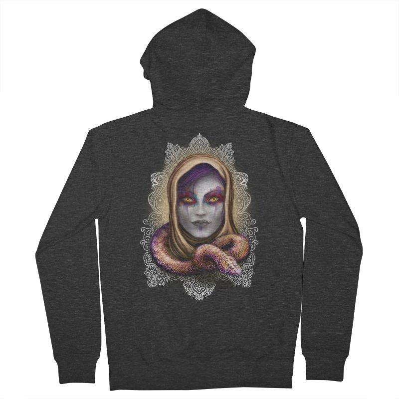 Desert Queen Women's Zip-Up Hoody by licensetoink's Artist Shop