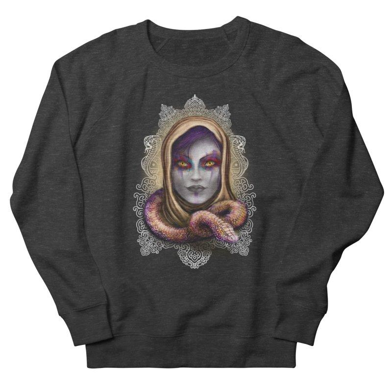 Desert Queen Men's Sweatshirt by licensetoink's Artist Shop