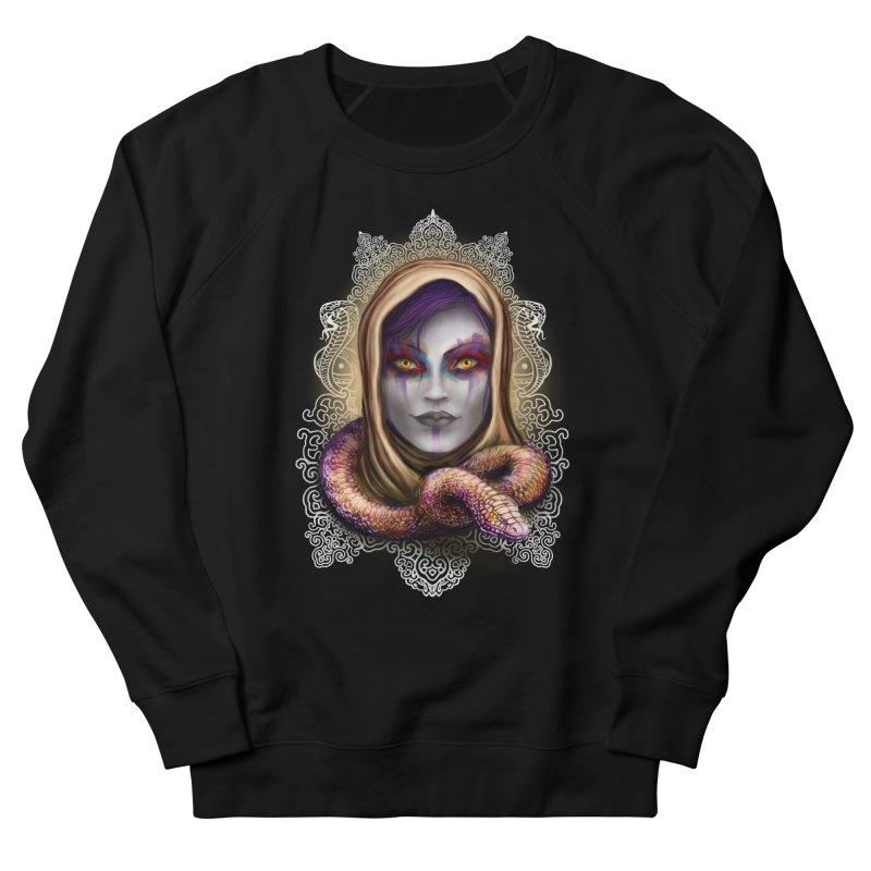 Desert Queen Men's Sweatshirt by License to Ink Artist Shop