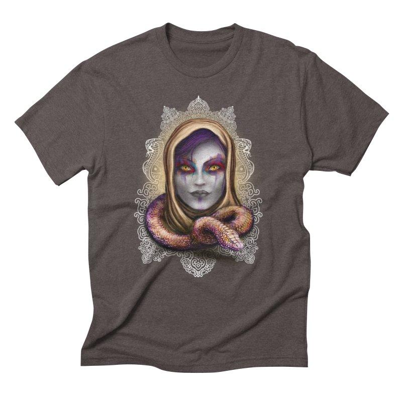 Desert Queen Men's Triblend T-shirt by licensetoink's Artist Shop