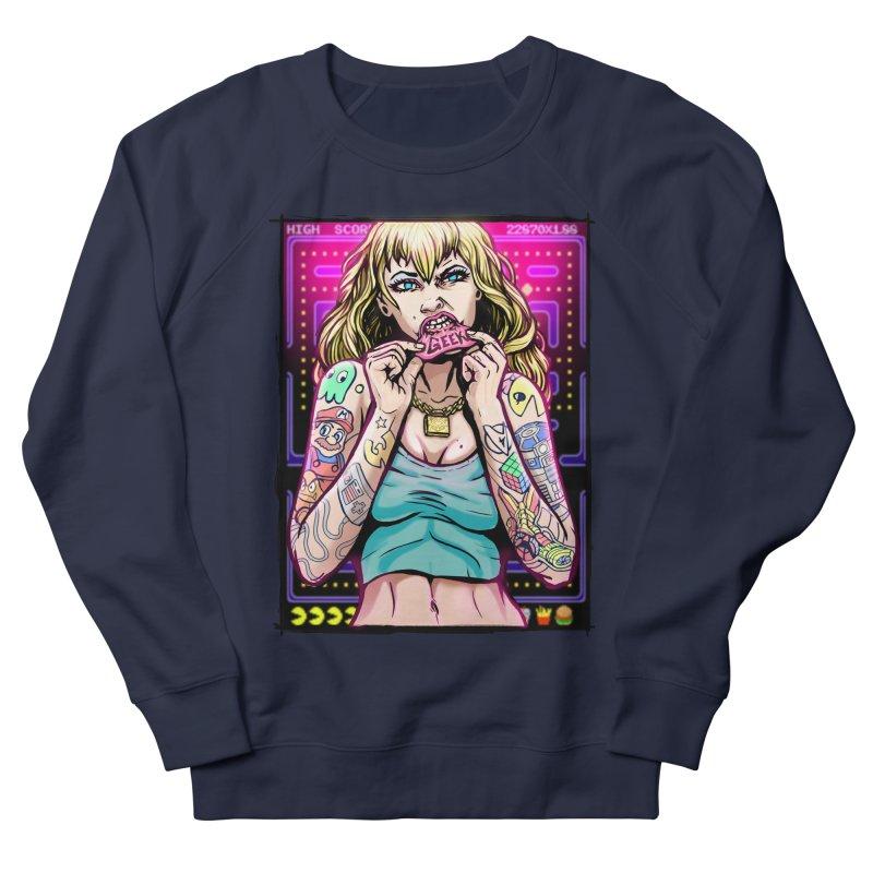 Geek Girl Men's Sweatshirt by License to Ink Artist Shop
