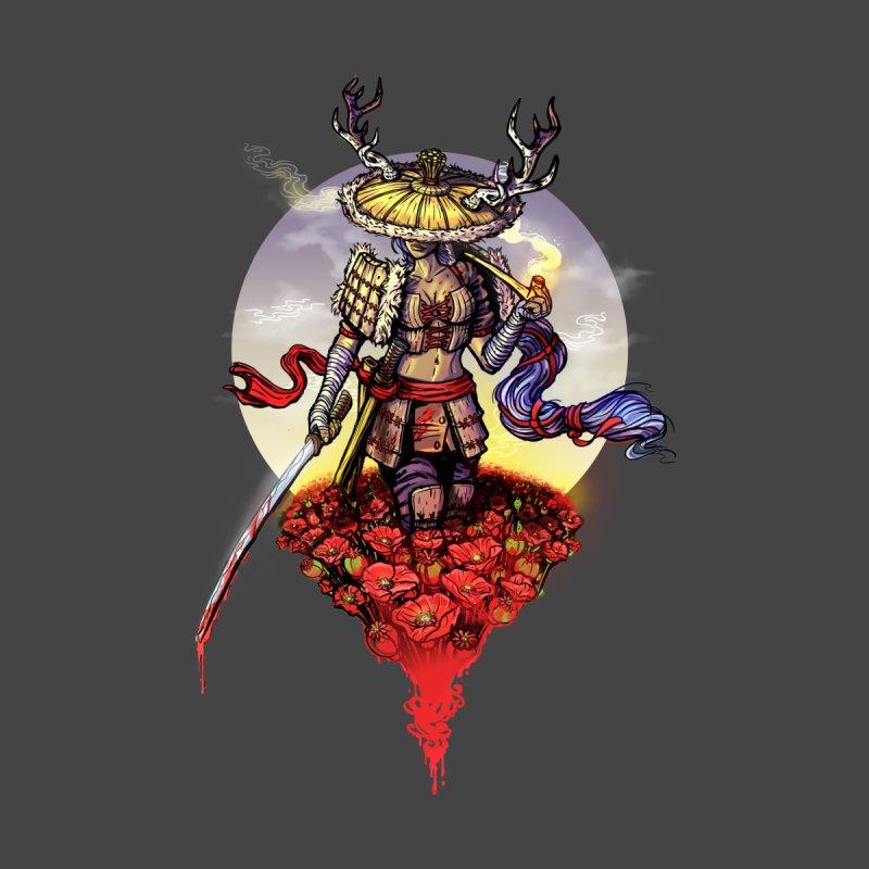 Poppy Samurai by licensetoink's Artist Shop