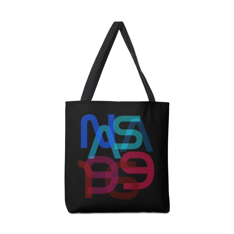 NASA 1969: Moon Shuttle Carry-on in Tote Bag by LierreStudio's Artist Shop