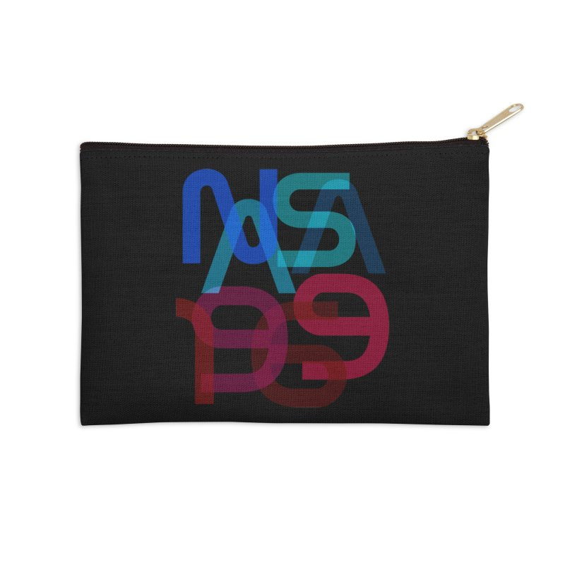 NASA 1969 Lunar Mini-module in Zip Pouch by LierreStudio's Artist Shop