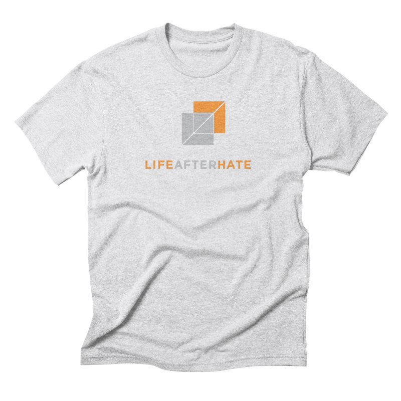 Life After Hate Men's Triblend T-Shirt by lifeafterhate
