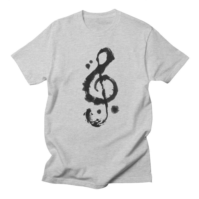 Rhythm Men's T-Shirt by lifedriver's Artist Shop