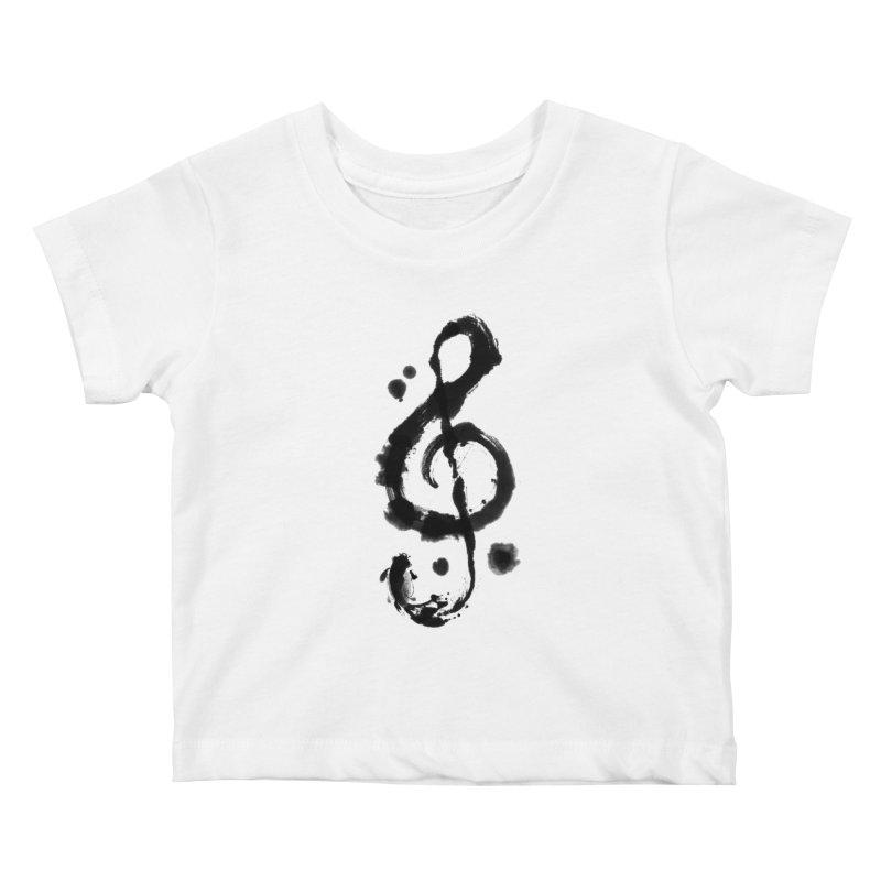 Rhythm Kids Baby T-Shirt by lifedriver's Artist Shop