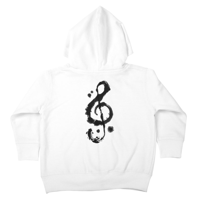 Rhythm Kids Toddler Zip-Up Hoody by lifedriver's Artist Shop