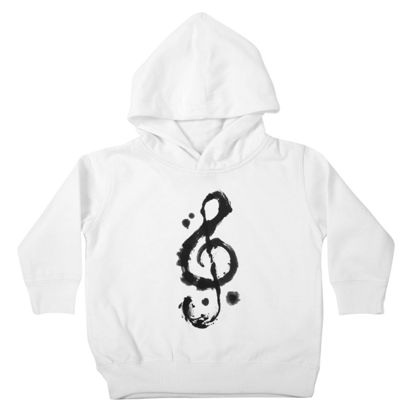 Rhythm Kids Toddler Pullover Hoody by lifedriver's Artist Shop