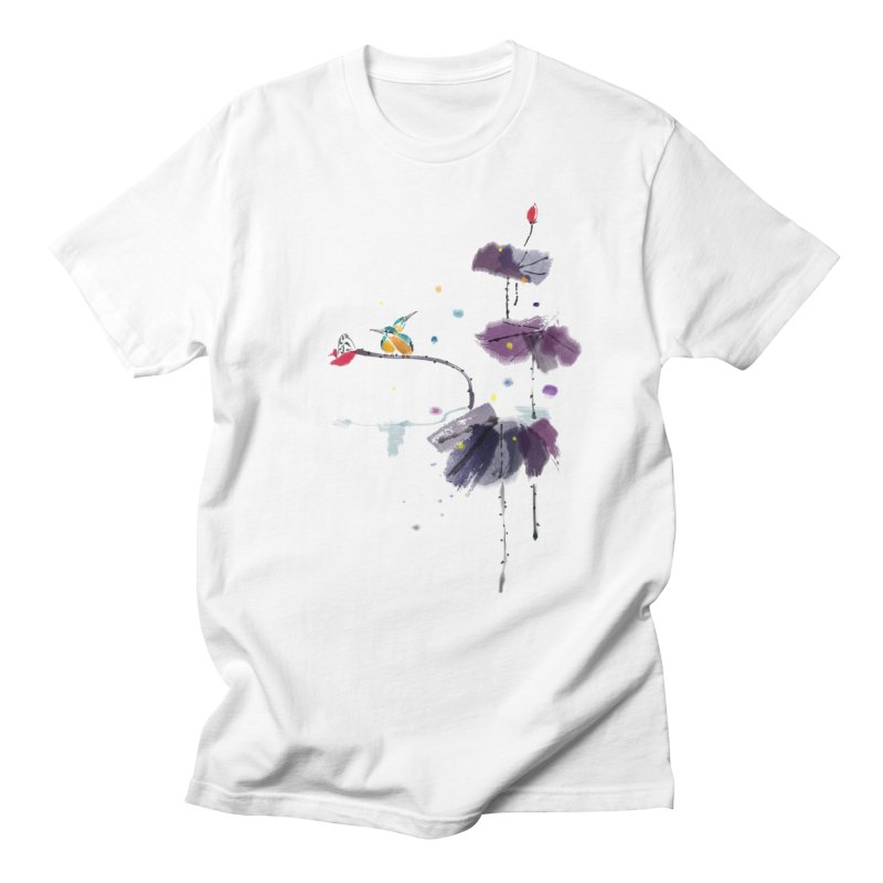 Lovely Night Men's T-shirt by lifedriver's Artist Shop
