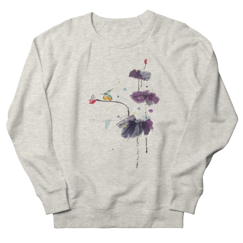 Lovely Night Women's Sweatshirt by lifedriver's Artist Shop