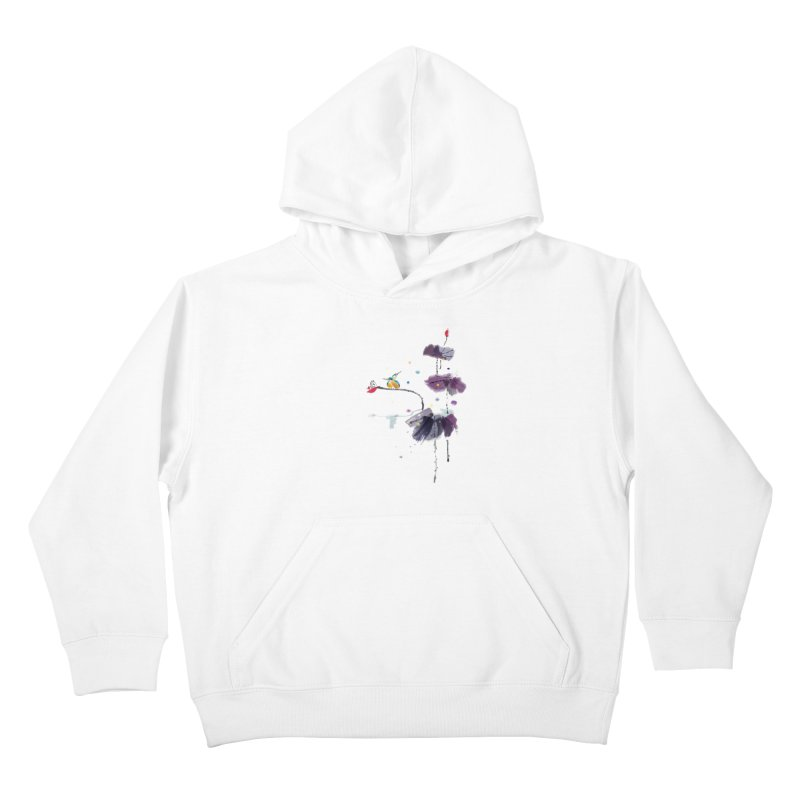 Lovely Night Kids Pullover Hoody by lifedriver's Artist Shop