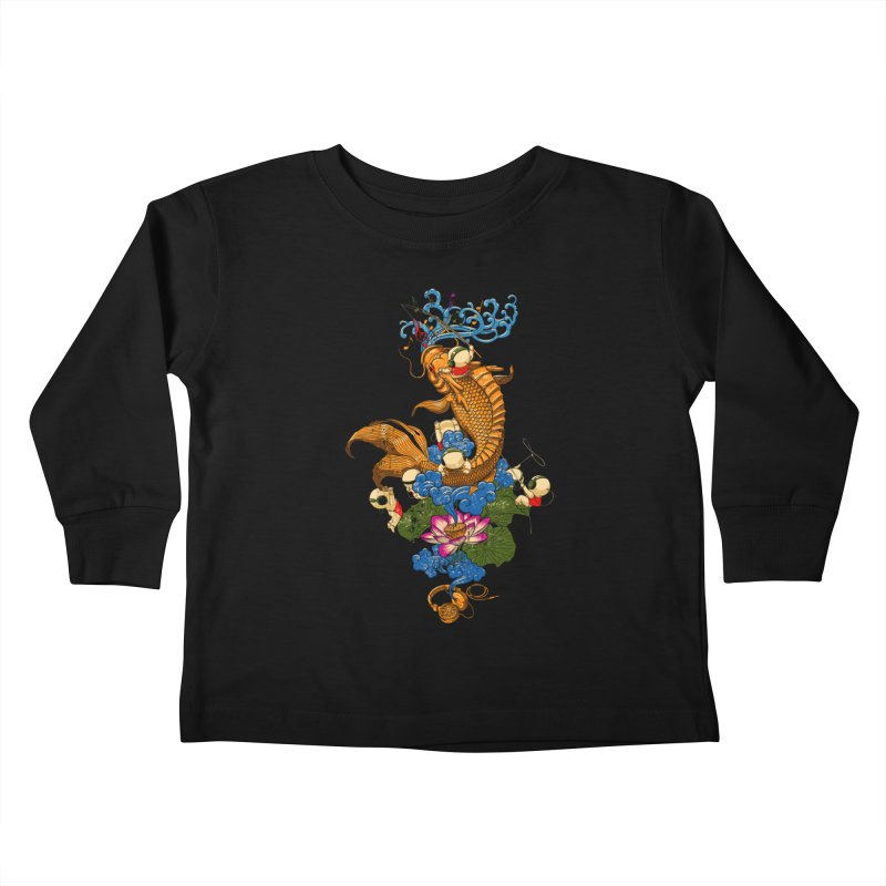 do,re,mi,fa, sol,la,ti Kids Toddler Longsleeve T-Shirt by lifedriver's Artist Shop