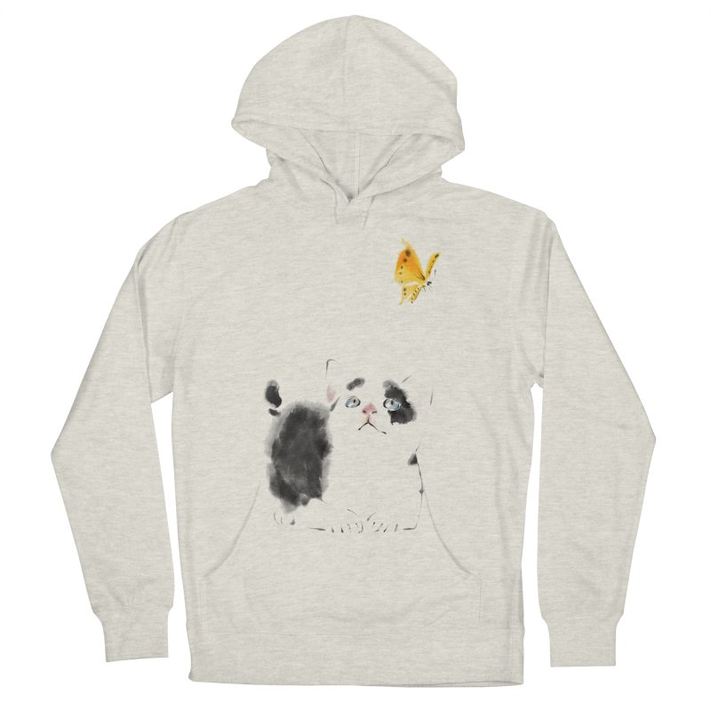 A Summer Afternoon Women's French Terry Pullover Hoody by lifedriver's Artist Shop
