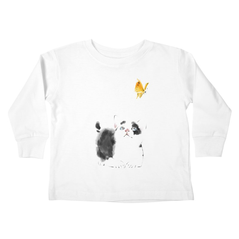 A Summer Afternoon Kids Toddler Longsleeve T-Shirt by lifedriver's Artist Shop