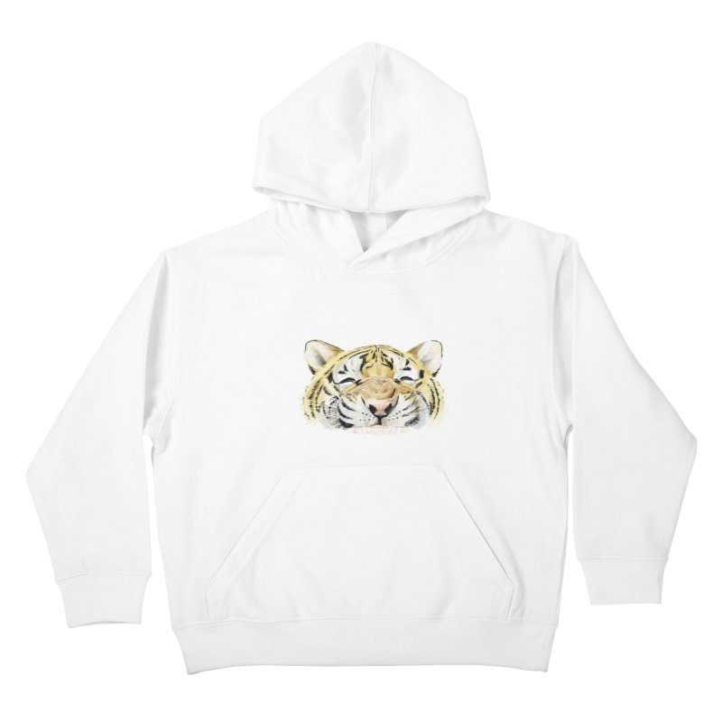 Smile Kids Pullover Hoody by lifedriver's Artist Shop