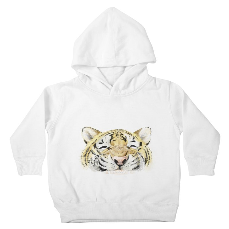 Smile Kids Toddler Pullover Hoody by lifedriver's Artist Shop