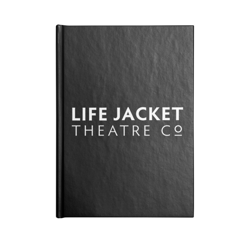 Life Jacket Accessories Lined Journal Notebook by Life Jacket Theatre Company