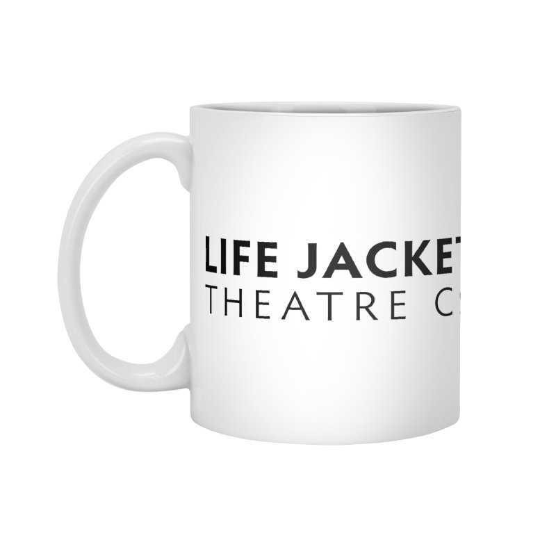 Life Jacket Accessories Standard Mug by Life Jacket Theatre Company