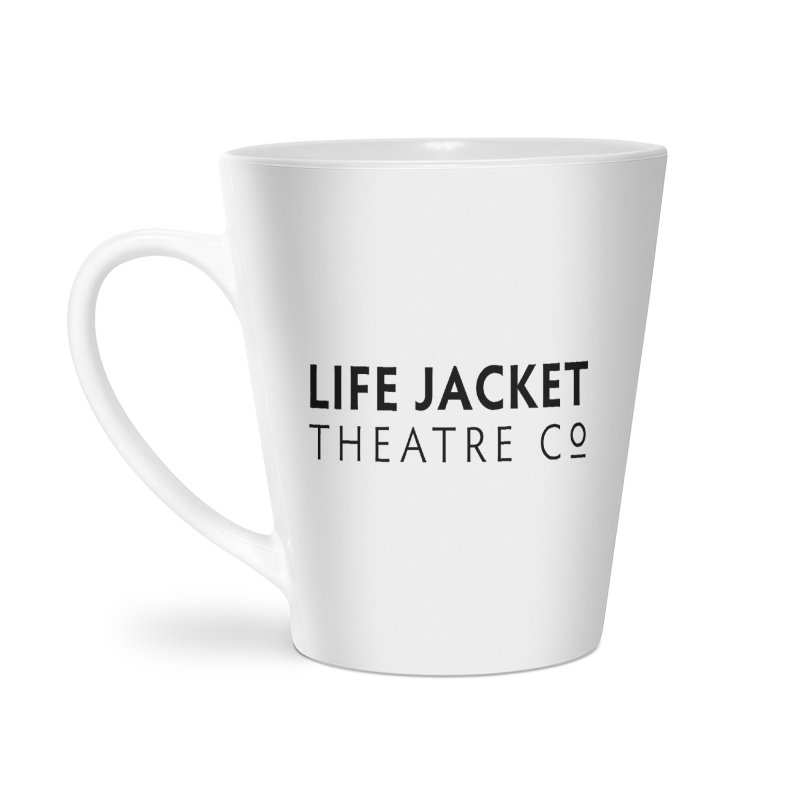 Life Jacket Accessories Latte Mug by Life Jacket Theatre Company