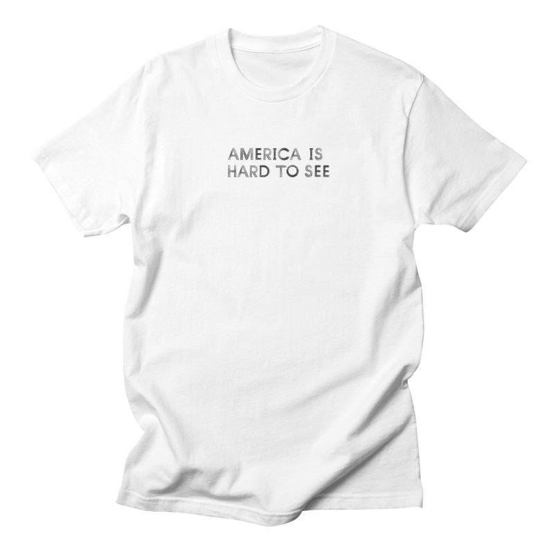 America Men's Regular T-Shirt by Life Jacket Theatre Company