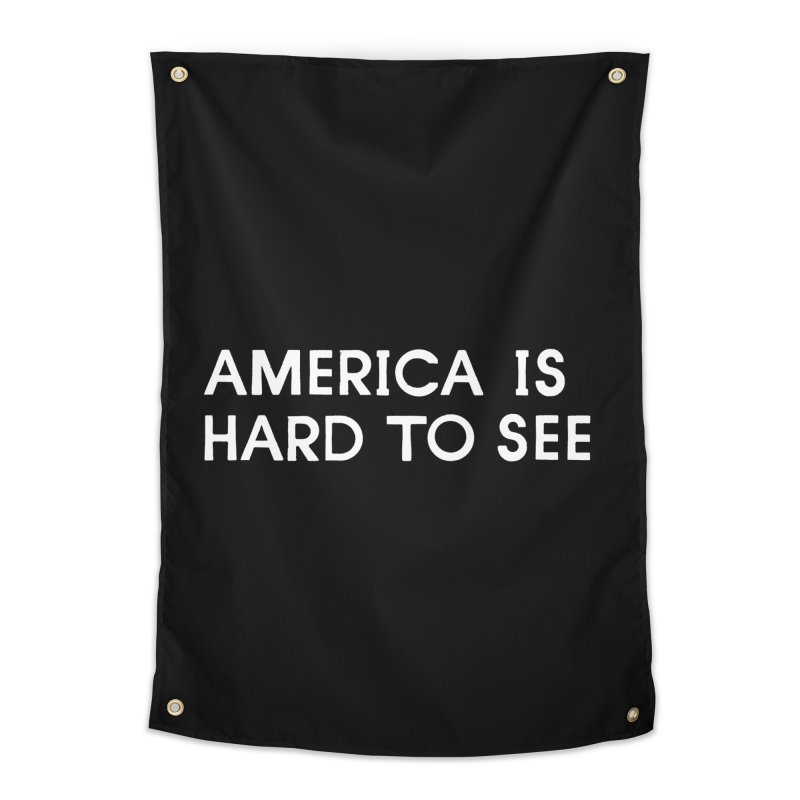 America Home Tapestry by Life Jacket Theatre Company