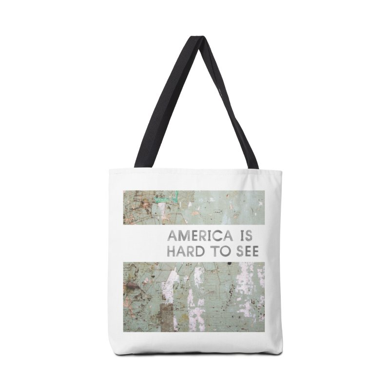 America Accessories Bag by Life Jacket Theatre Company
