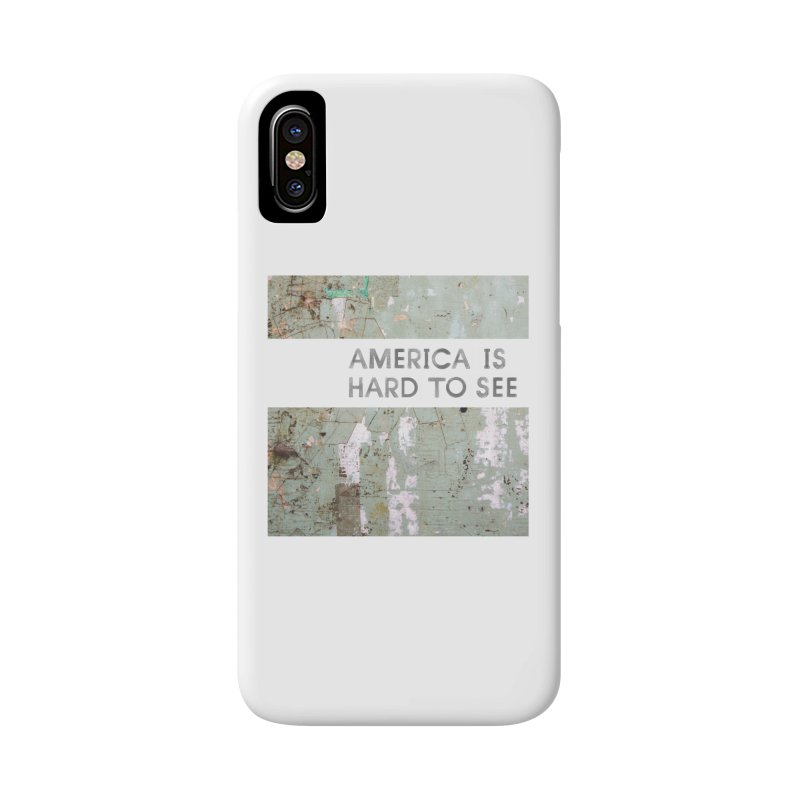 America Accessories Phone Case by Life Jacket Theatre Company