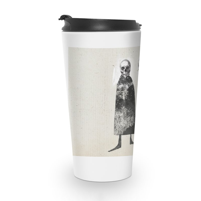 Gorey Accessories Travel Mug by Life Jacket Theatre Company