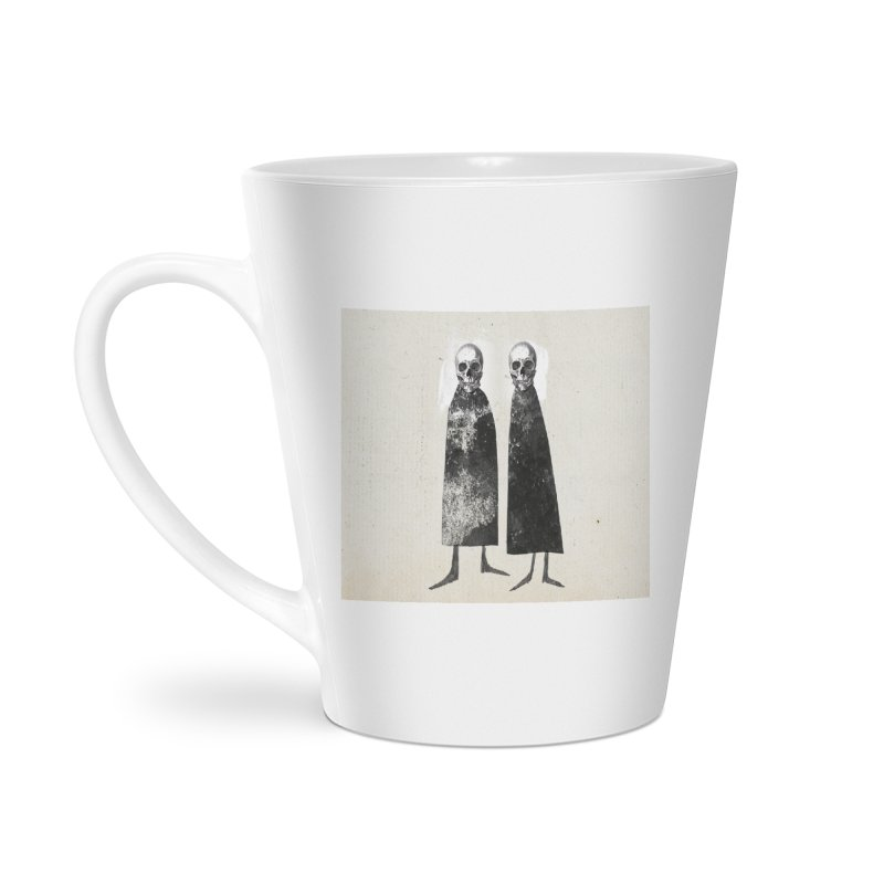 Gorey Accessories Latte Mug by Life Jacket Theatre Company