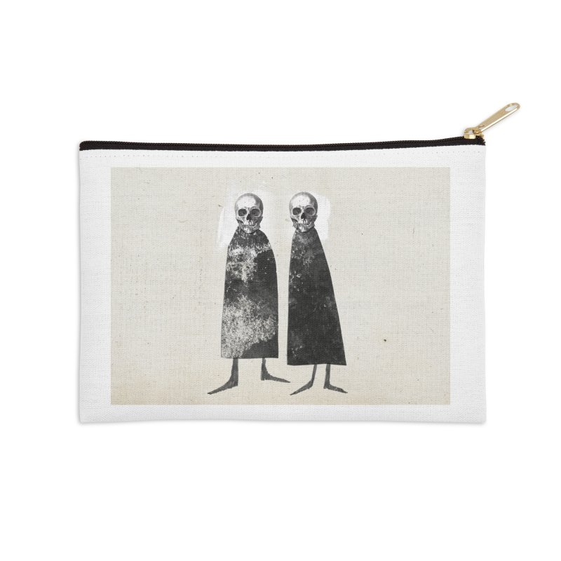 Gorey Accessories Zip Pouch by Life Jacket Theatre Company
