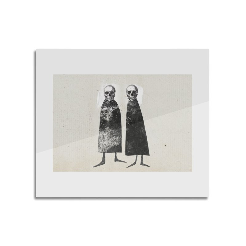 Gorey Home Mounted Acrylic Print by Life Jacket Theatre Company