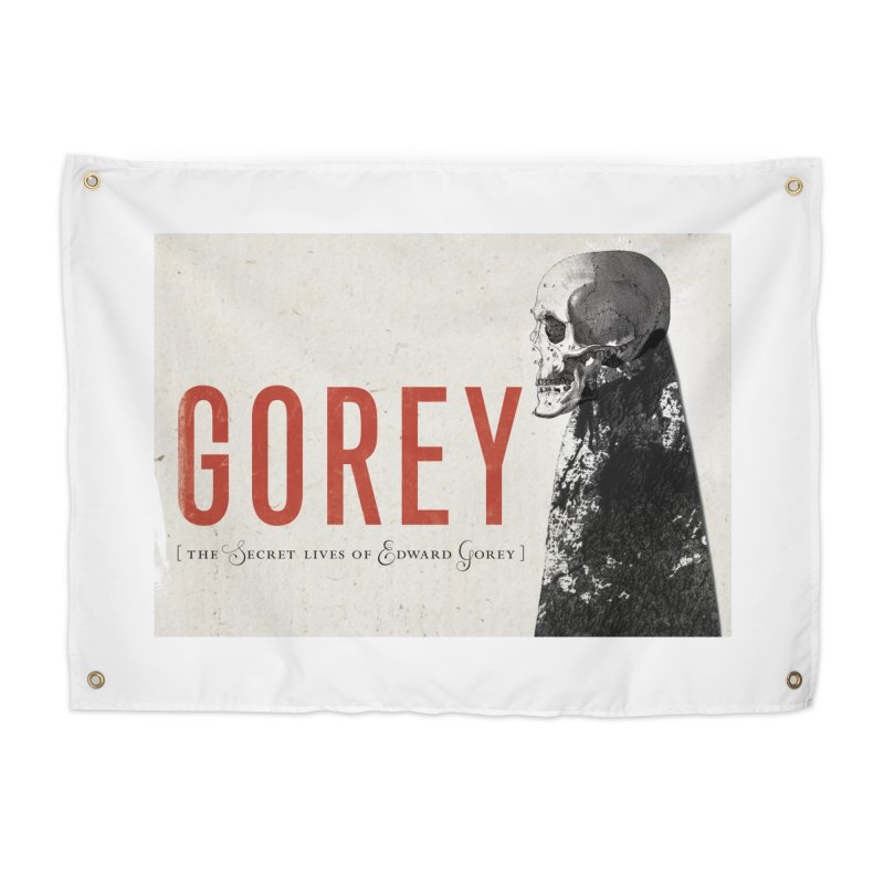 Gorey Home Tapestry by Life Jacket Theatre Company