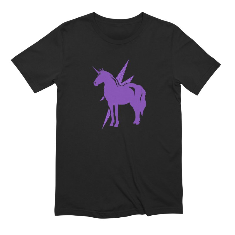 Unicorn T-shirt Men's T-Shirt by Life Lurking's Artist Shop