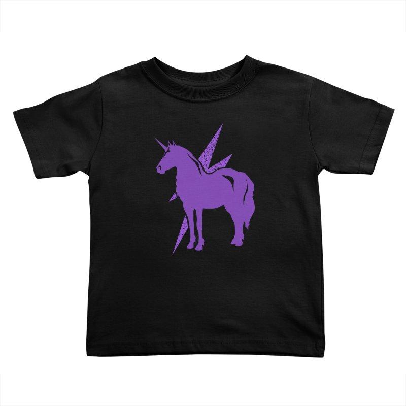 Unicorn T-shirt Kids Toddler T-Shirt by Life Lurking's Artist Shop