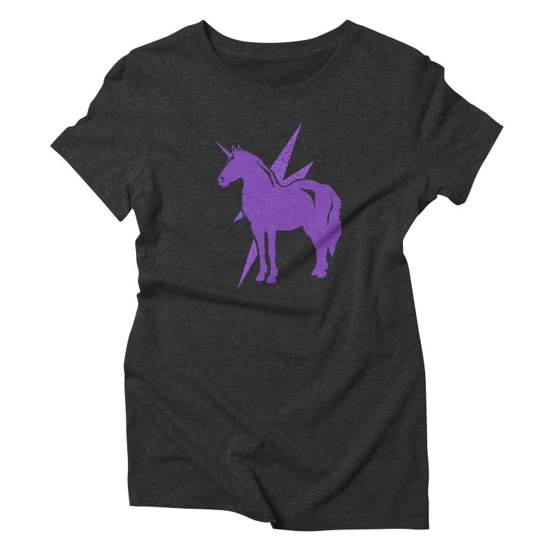 Unicorn T-shirt Women's T-Shirt by Life Lurking's Artist Shop