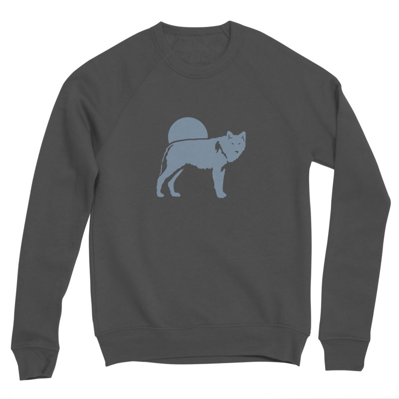 Wolf Hoodies Women's Sweatshirt by Life Lurking's Artist Shop