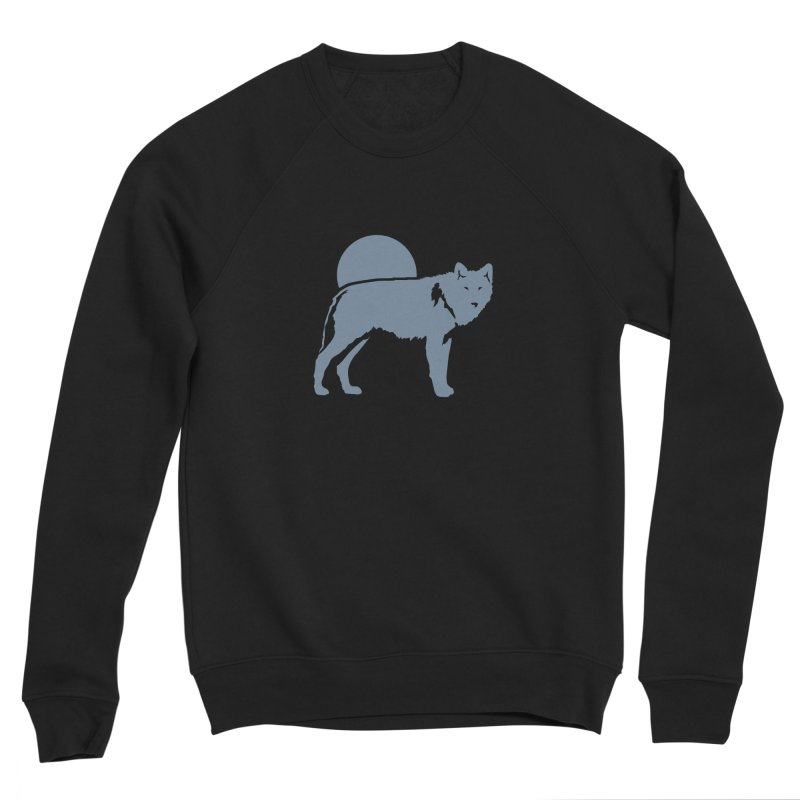 Wolf Hoodies Women's Sweatshirt by Life Lurking's Artist Shop